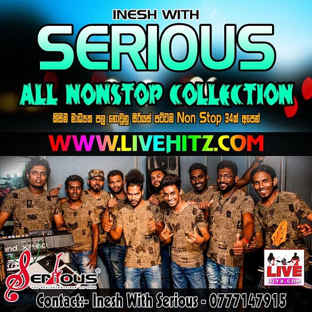 SERIOUS ALL NONSTOP COLLECTION  (Link Updated)