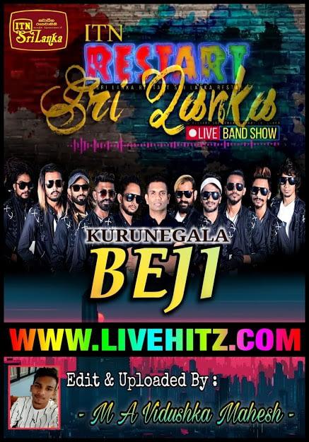 ITN RESTART SRI LANKA LIVE BAND SHOW WITH BEJI 2020-07-26