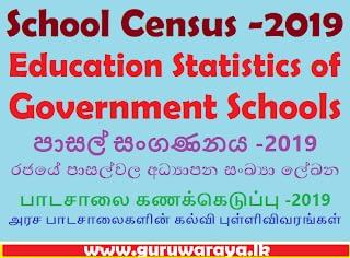 School Census 2019